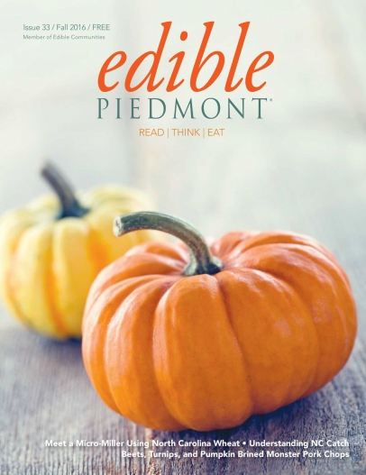 Fall 2016 Issue Piedmont cover