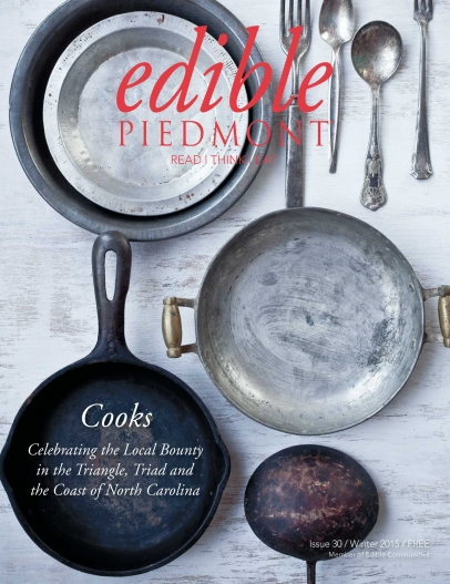 Winter 2015 Issue Piedmont cover