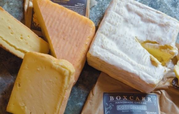 boxcarr cheese