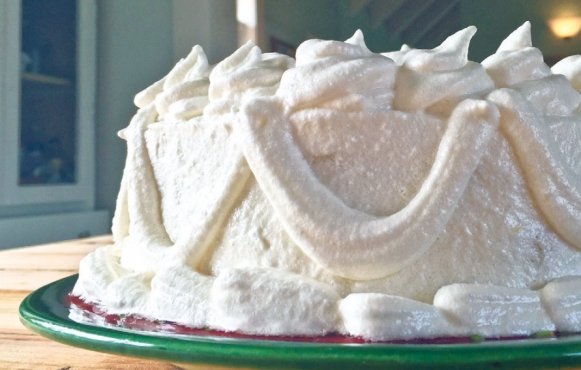 cornstarch cake