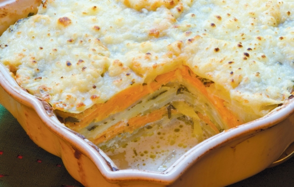 Foster's Scalloped Potatoes